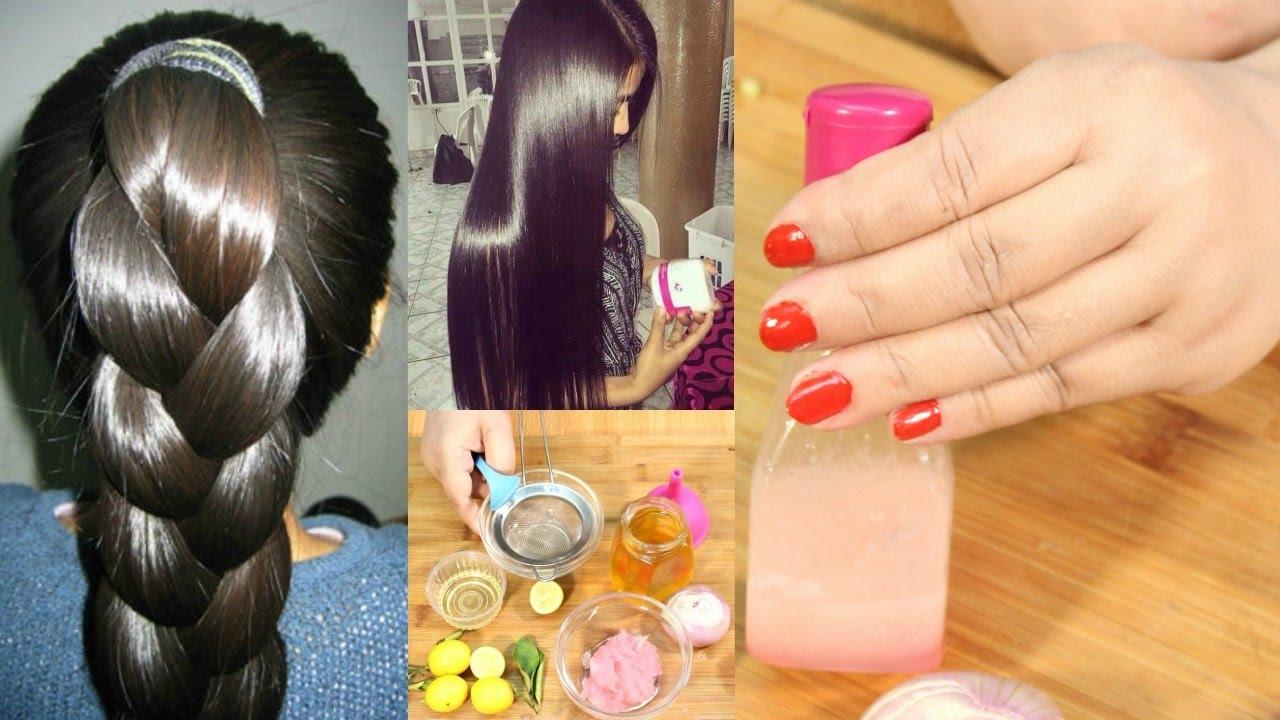 Как я отрастила волосы за 1 день в домашних условиях