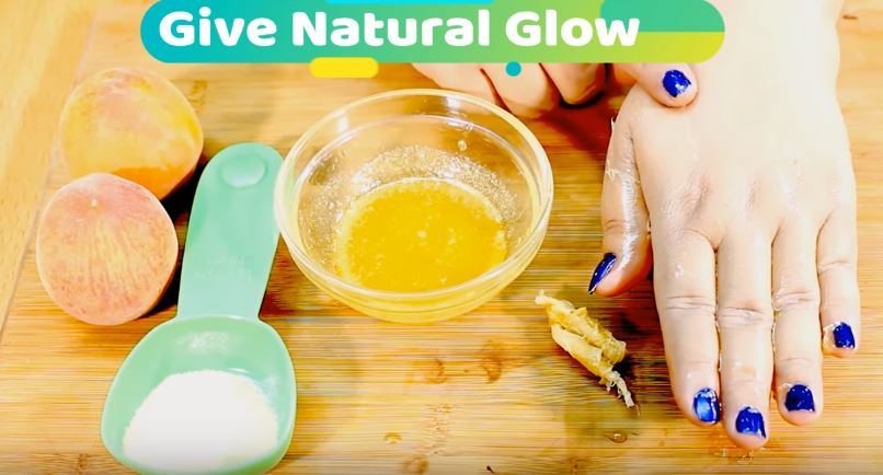 how to remove hair from face naturally