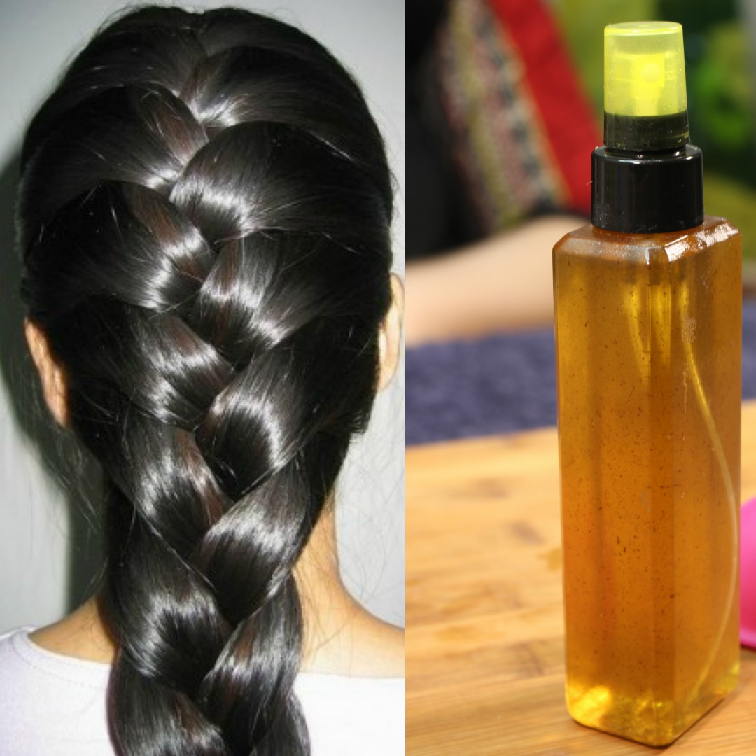 How To Make Hair Thicker Naturally