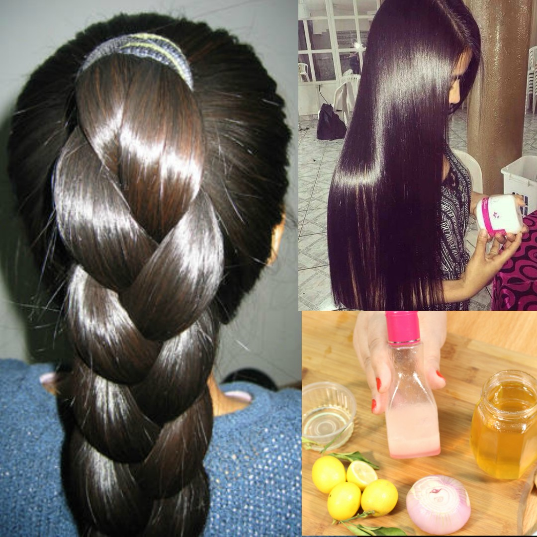 90481c795da How To Grow Long and Thicker Hair Naturally and Faster | Hair ...