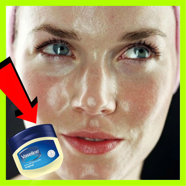 vaseline beauty hacks