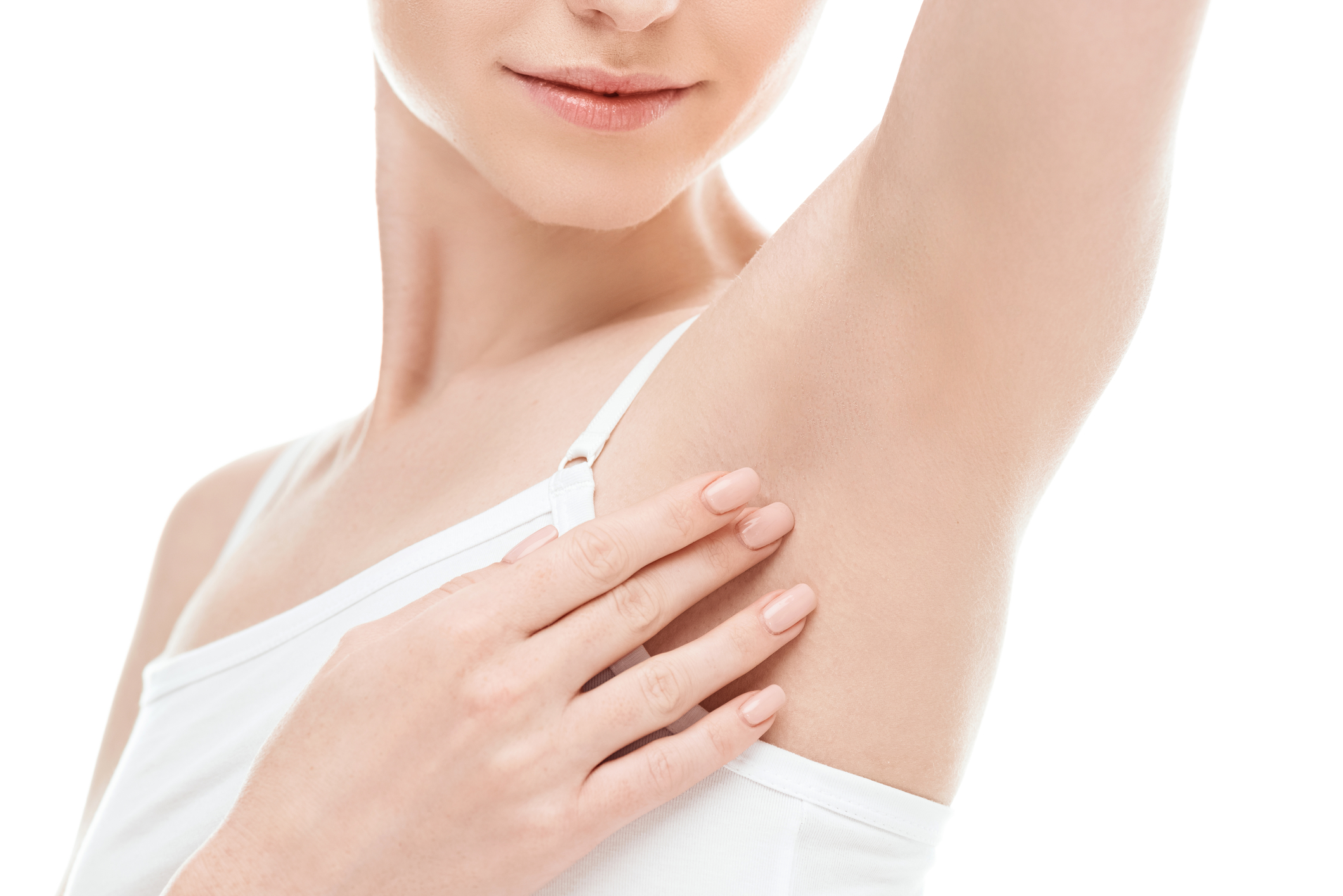 natural remedies to lighten dark armpits