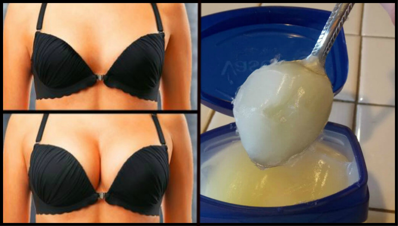 home remedies for bigger tits