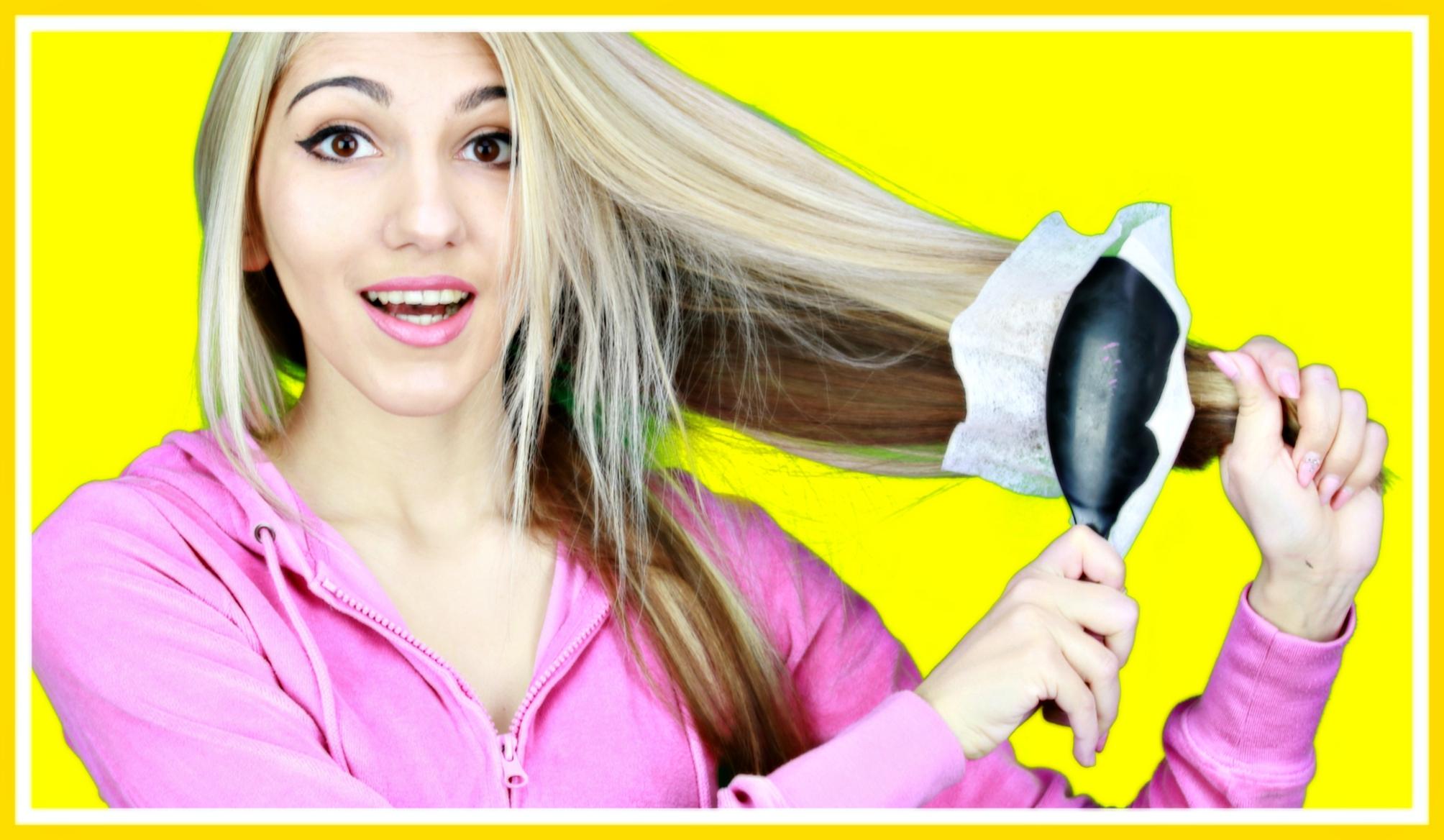 scattered hair hacks