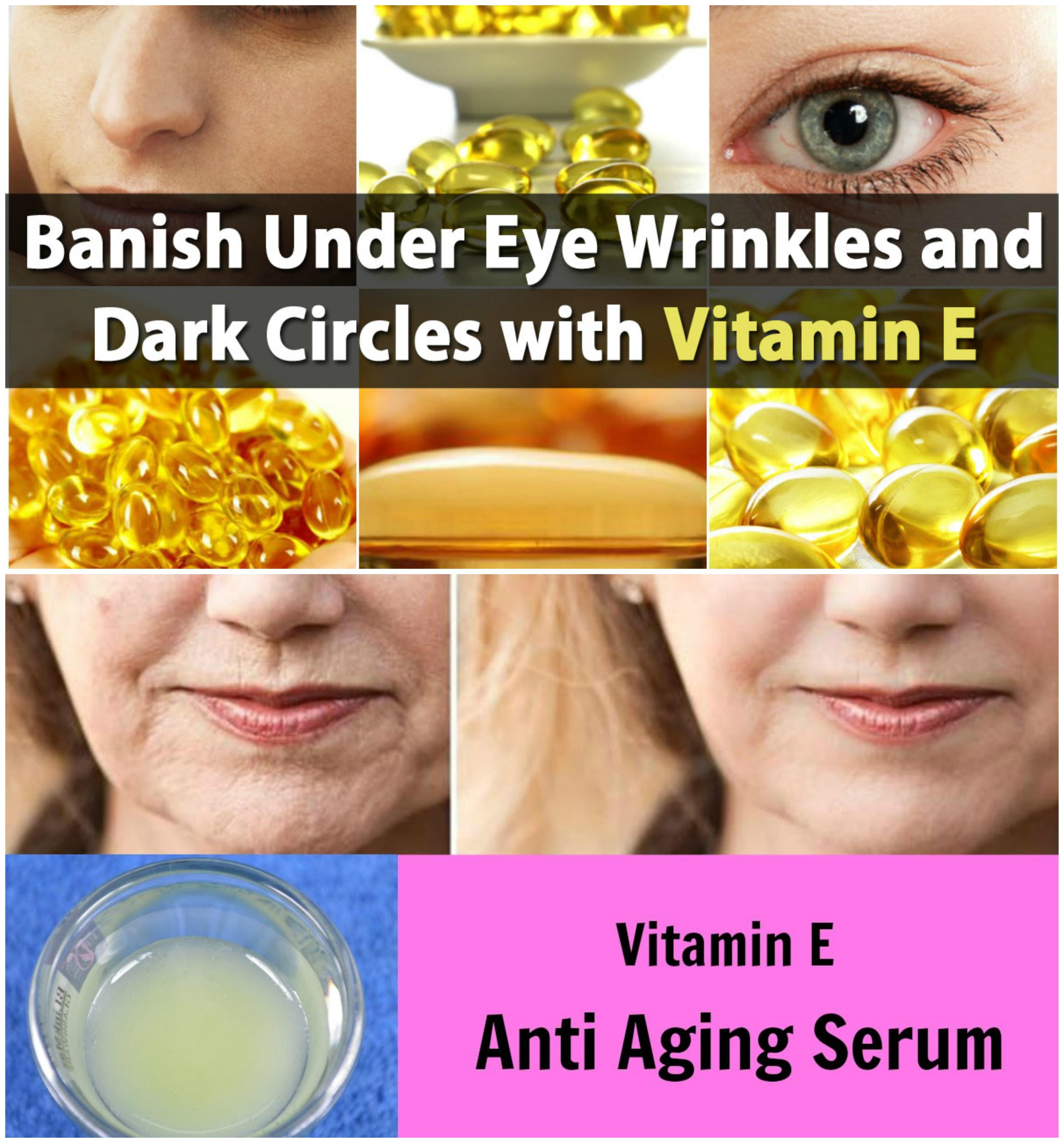 benefits of vitamin for skin